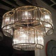 Johannes Dinnebier 11 Heads Stilio Chandelier Replica