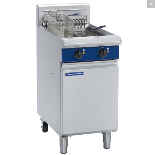 Blue Seal E44E 450mm Electric Fryer