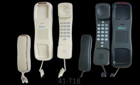 41-T18 BATHROOM PHONE  41 series trimline speakerphone