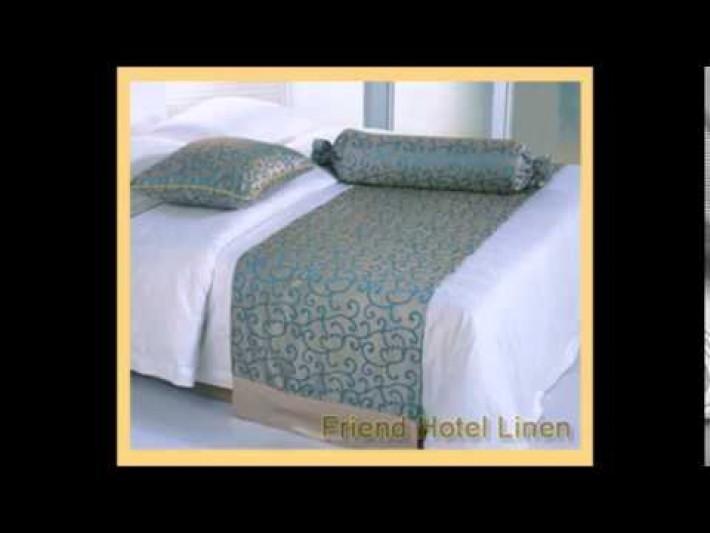 Hotel linen suppliers