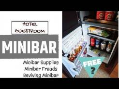 MINIBAR: Minibar Supplies, Minibar types, History, Minibar Frauds, Boosting minibar sale