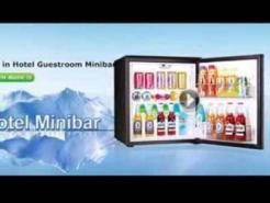 Professional Hotel Mini Bar Fridge Supplier in China Wellway Refrigerator
