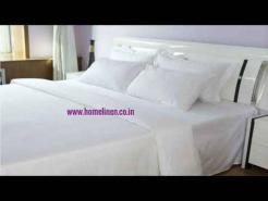 Bed Sheets Manufacturer for Hotels in Delhi, Mumbai, HaryanaHome comfort Texo Feb