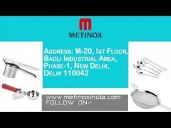 Metinox Hotel ware, Cutlery Manufacturer in India