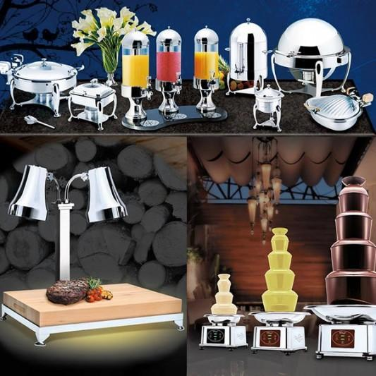 The Hyperlux Pro buffetware collection