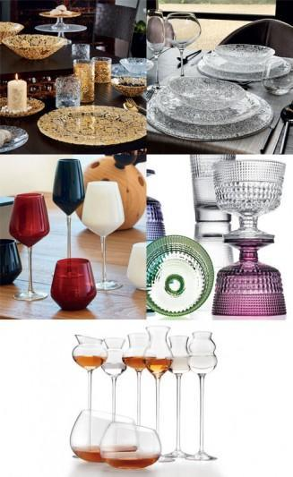 Dining Glassware IVV