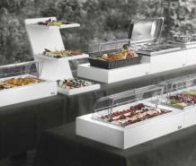 PINTI INOX, Italian manufacturer of 18/10 stainless steel cutlery, pans, pots and buffet line