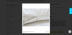 Zippered Waterproof Pillow Protectors