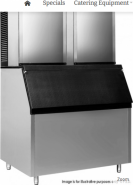 Blizzard Professional Ice Machines SN 2000P