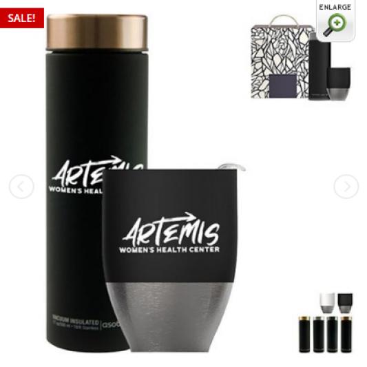 Asobu Le Baton Imperial Coffee Gift Set