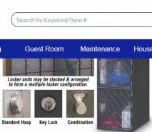 Lockers National Hospitality