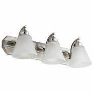 Sunlite 45057-SU Modern Bell Vanity Fixture
