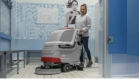 Comac India Pvt. Ltd – Walk Behind Scrubber Machine