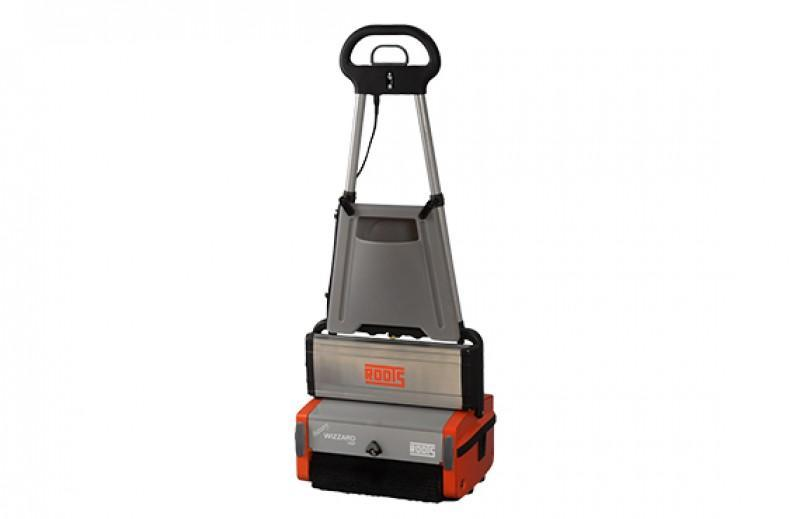 Roots Wizzard Mini Floor Scrubber Battery Operated