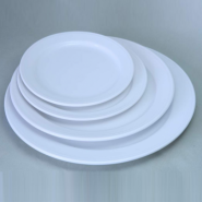 Arnold Plates with Double Rolled-Edge