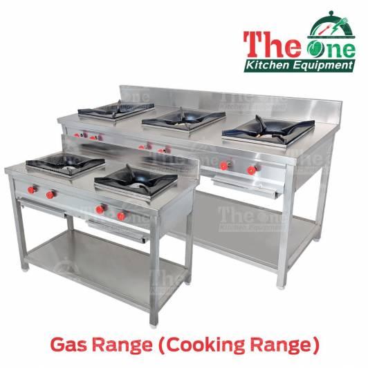 Gas Range (Cooking Range)