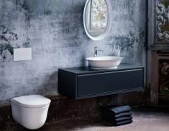 Product watch: Classical elegant bathroom collection with a modern look