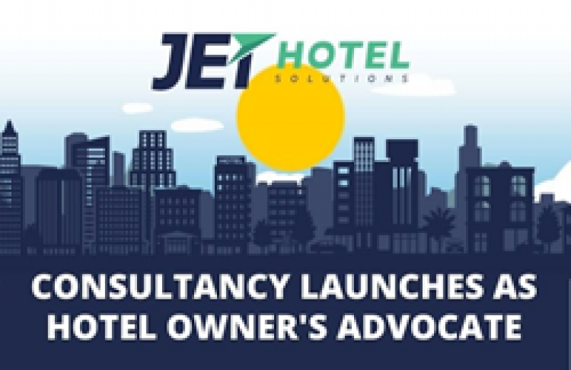 JET Hotel Solutions Launches as Owner's Advocate for Hotel Technology