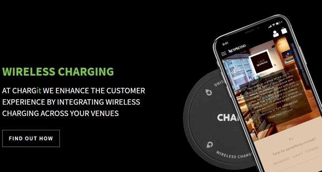 CHARGit Smart Wireless Charging, QI Wireless Charging Solutions