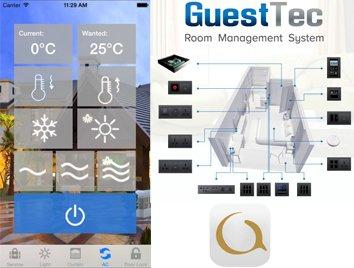 Hotel Room Energy Management System