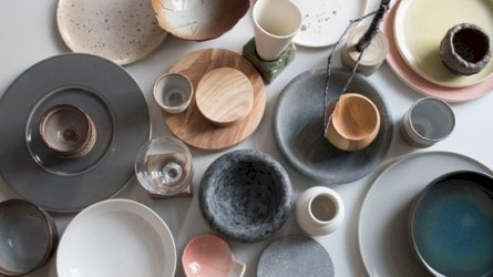 Set the scene with the latest tableware