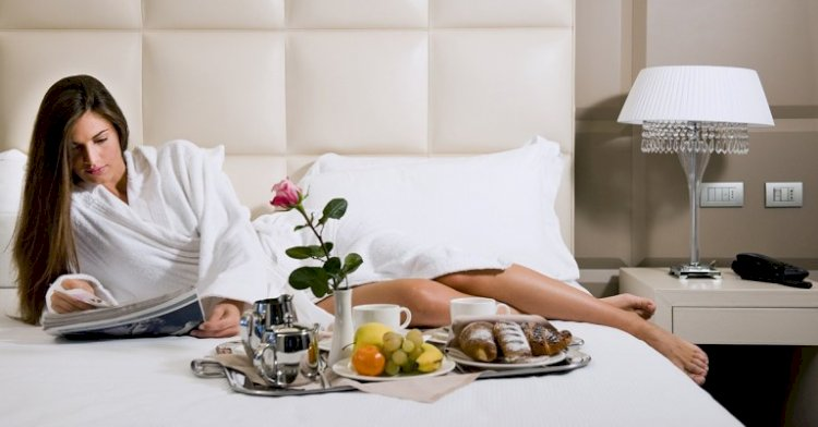 Luxury Hotel Bathrobes: Make Sure Your Guests Can Relax
