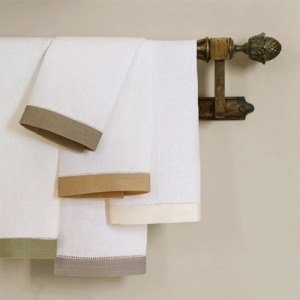 The What and Where of Fingertip Towels