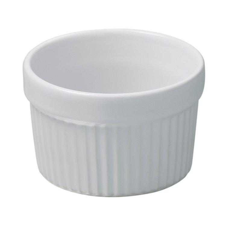 French Classics white souffle