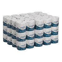 Angel Soft Ultra Professional Series 2-Ply Embossed Bath Tissue by GP PRO, 400 sheets per roll