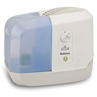 Holmes Cool Mist Humidifier with Shatterproof Tank, White