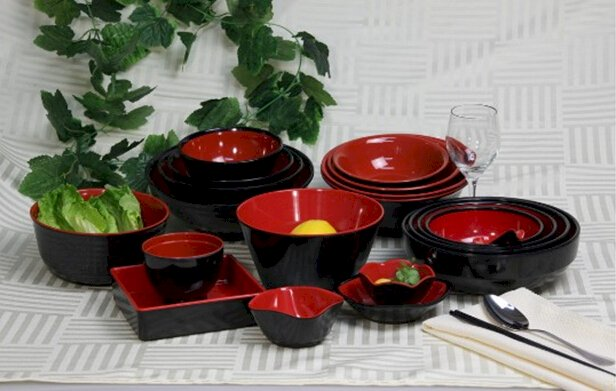 What kind of material is melamine tableware? good or not? What are the hazards?
