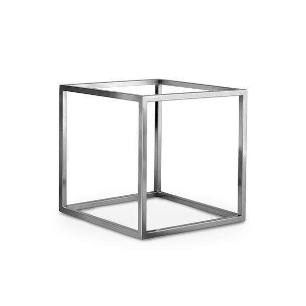 Athena Stainless Steel Buffet Risers