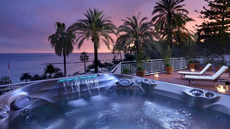 Royal Hotel Sanremo, a luxury break to delight the senses