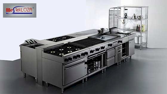 The different advantages of using commercial equipment in performance kitchens