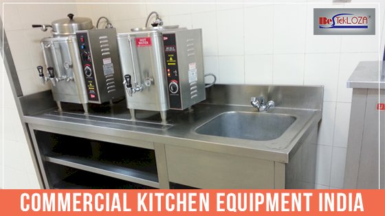 How design forms the backbone of every commercial kitchen equipment service?