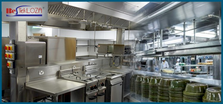 What are Basics and How Commercial Kitchen Works in the Best Way?