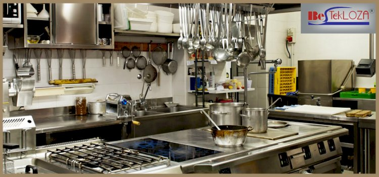 What All Kitchen Equipment is Essential to Set Up a Hotel?