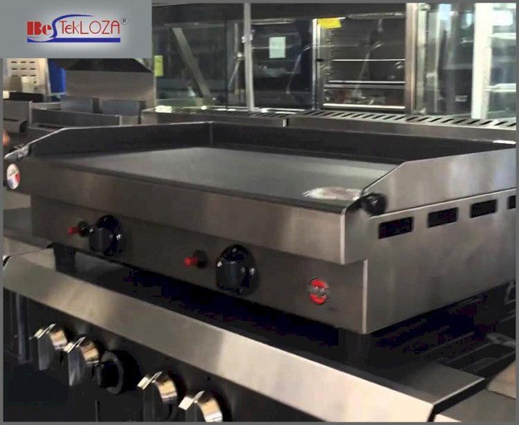 Sizzle, Char, Steam and Make the Food Taste Perfect
