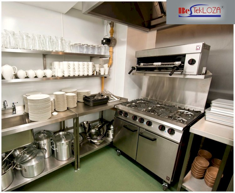 Tips to Clean and Maintain Commercial Kitchen Equipments