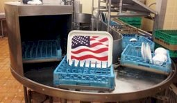 Conveyor Dishwasher Report Highlights Machine & Operational Flaws, Opportunities for Significant Energy, Water Savings