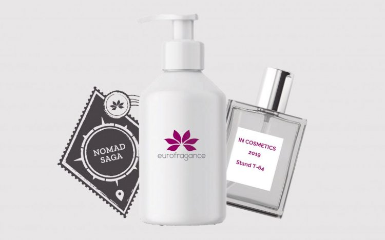 Our scents creations for In-Cosmetics