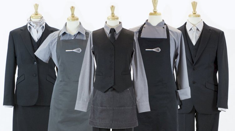 The Complete Uniform Solution for Contract Caterers