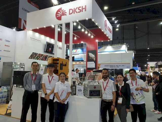 We are at Thaifex 2019 with partner DKSH