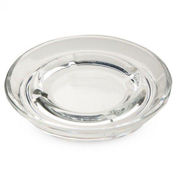 Libbey Round Safety Ashtray - Glass - 5