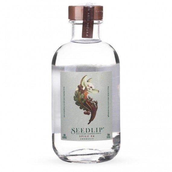 Seedlip Spice 94 Aromatic Distilled Non-Alcoholic Spirits - 200ml