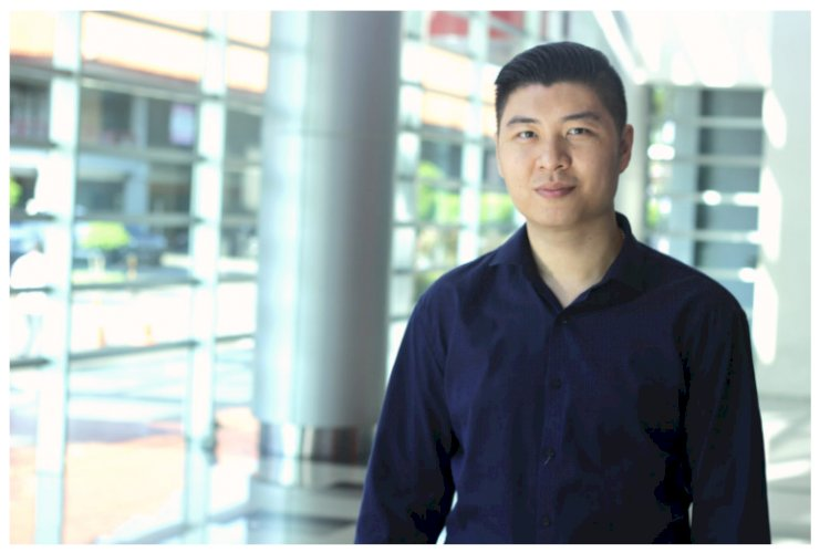 The favorite smells of: Dion Chandra, Sales Manager, Iberchem Indonesia