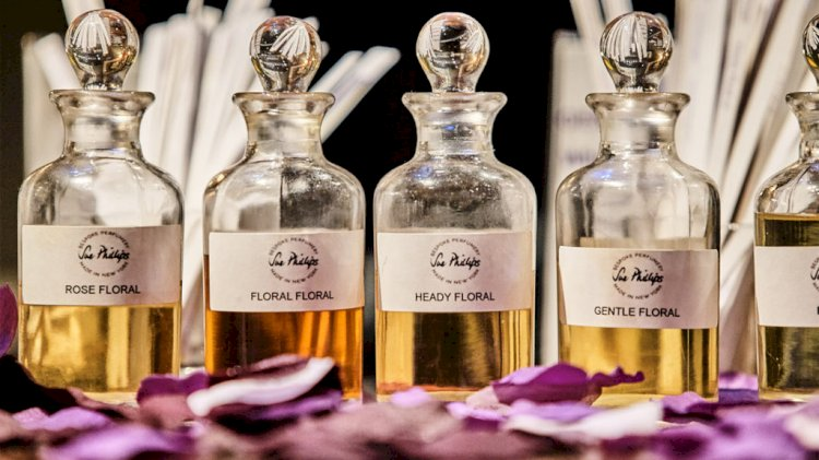 Uncovering The Scent Of Yourself With Perfume Designer, Sue Phillips