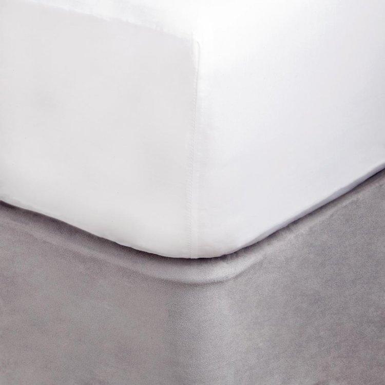 Essentials Divan Bed Base Wrap Grey
