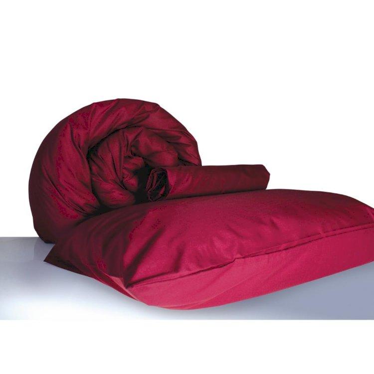 Essentials Spectrum Bedding Set Claret