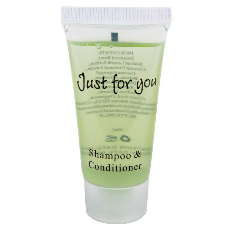 Just for You Shampoo and Conditioner